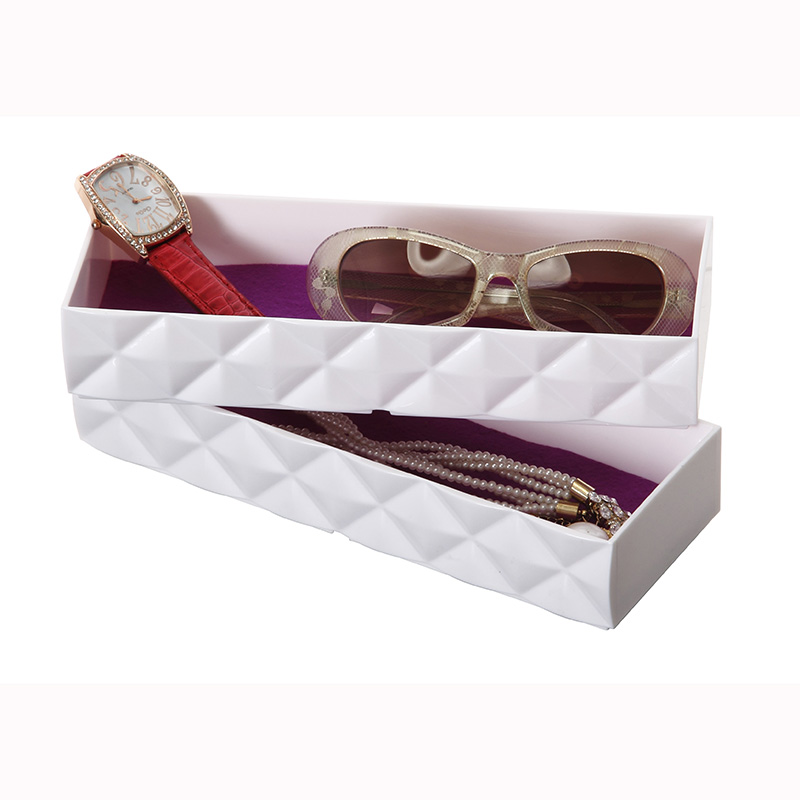 Stackable Diamond Jewelry Box PB8464