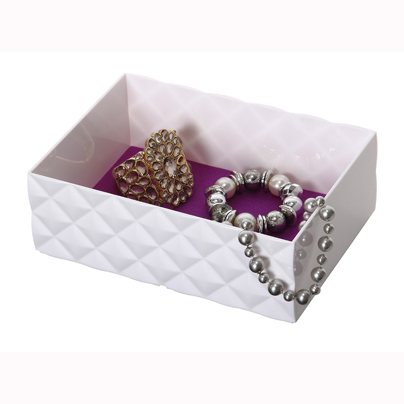 Stackable Diamond Jewelry Box PB8456